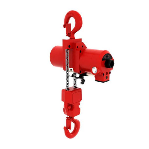 Red Rooster TCR 500-2 Mini Air Hoist - Pneumatic