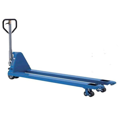 2000kg Pfaff 'Long Fork' Manual Pallet Truck