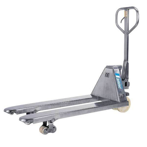 2500kg Pfaff 'Stainless Steel' Manual Pallet Truck