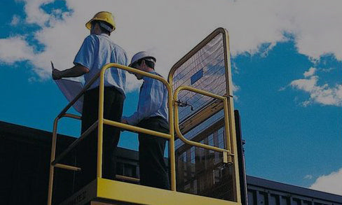 picture of height safety equipment in Wales