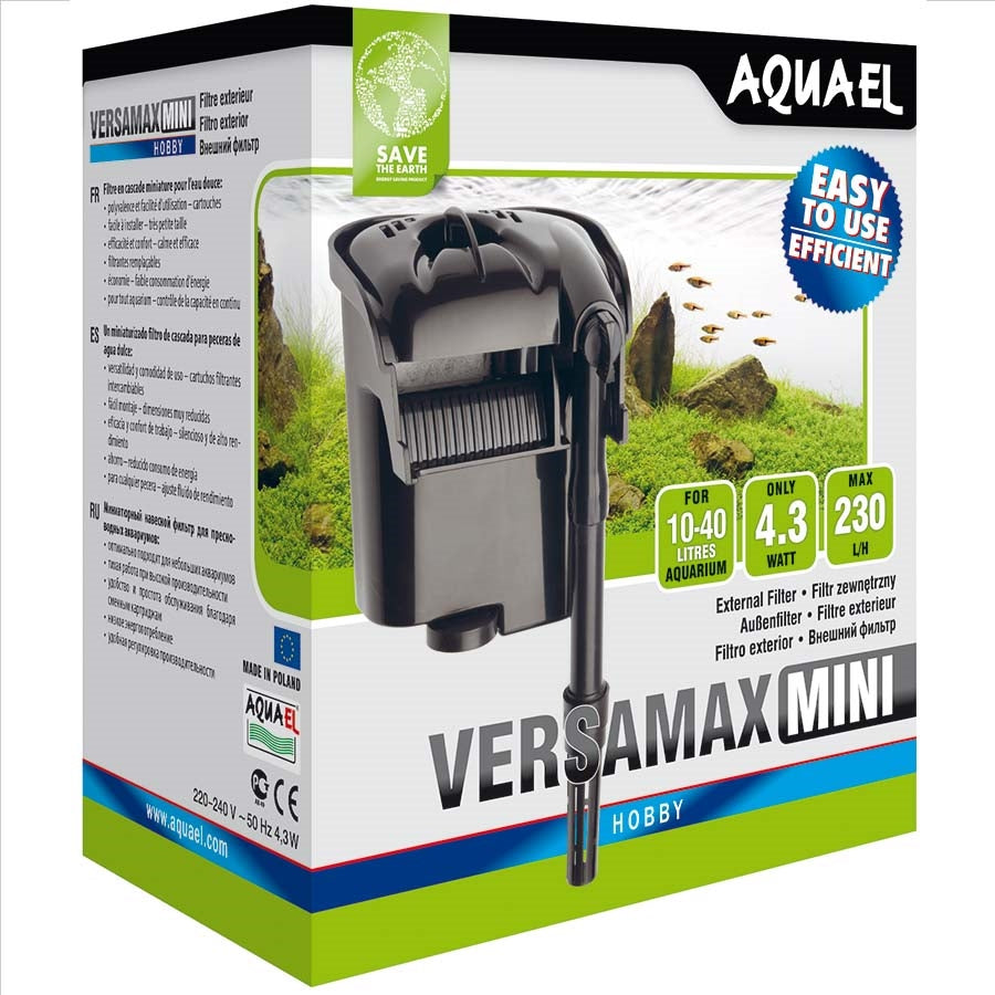 Aquael VERSAMAX MINI Hang on Filter