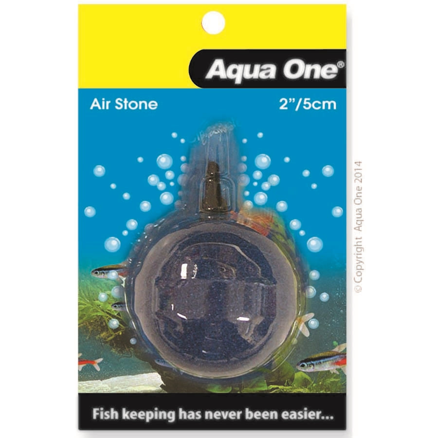 Aqua One 5cm Round Ball Sand Air Stone