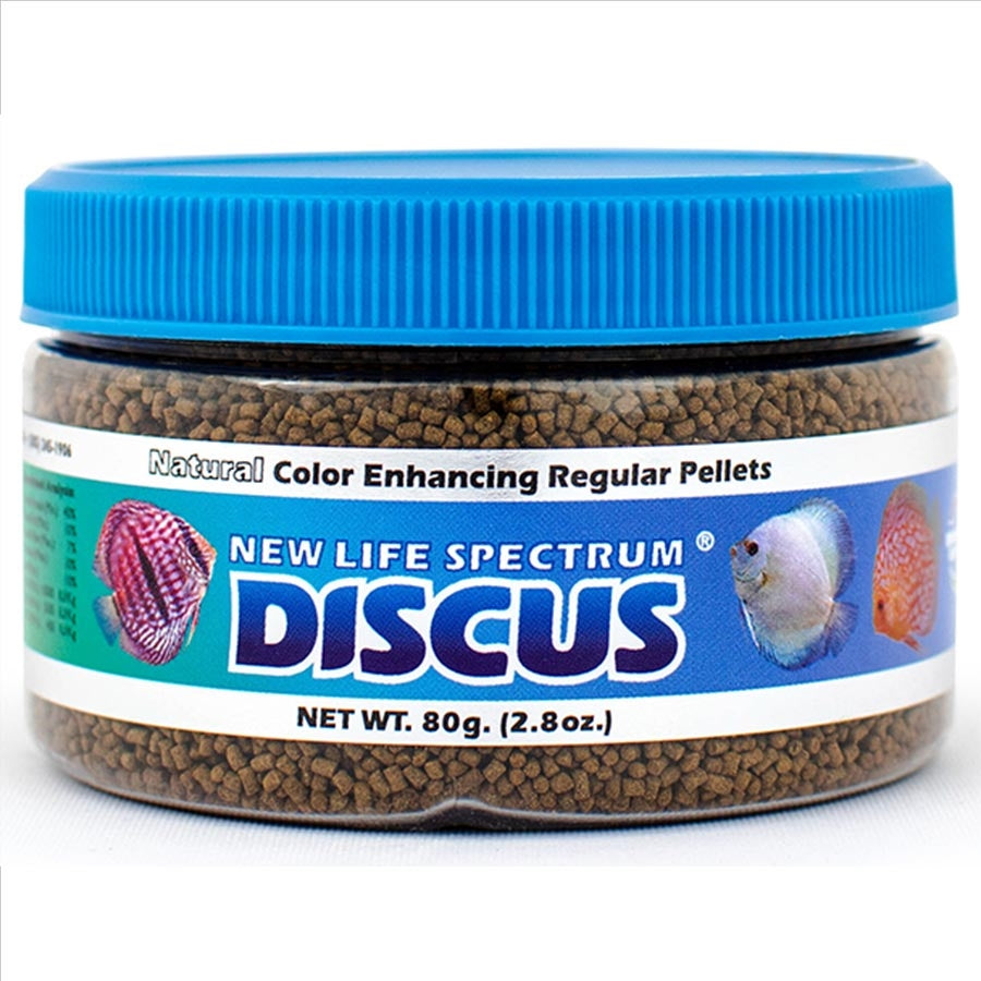 New Life Spectrum Discus Formula 80g - Sinking 1-1.5mm