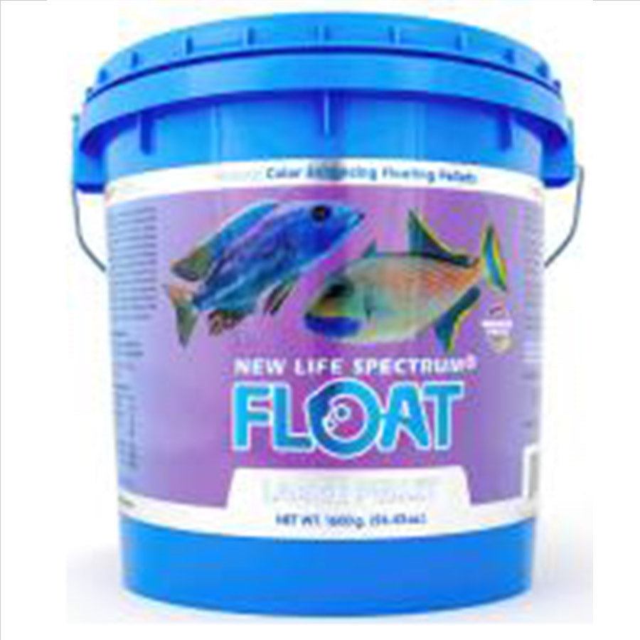 New Life Spectrum Large Float Fish Diet 1.6kg - Floating Pellet 3-3.5mm