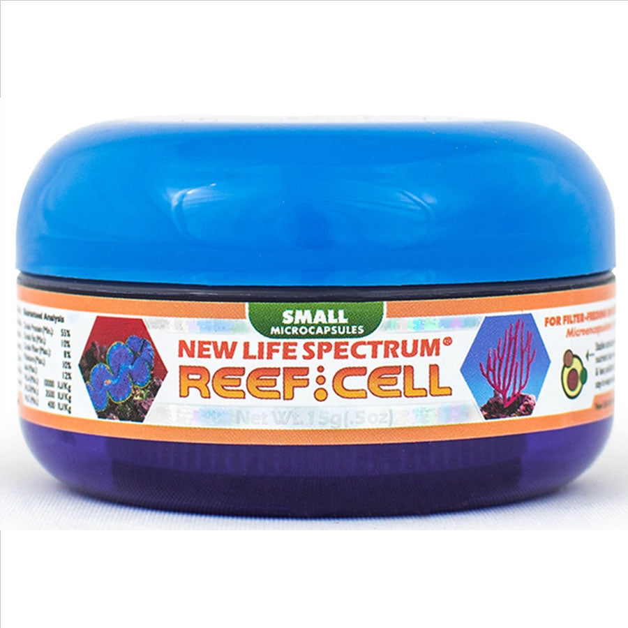 New Life Spectrum Reef Cell 15g Small Microcapsules Powder 10-80 microns