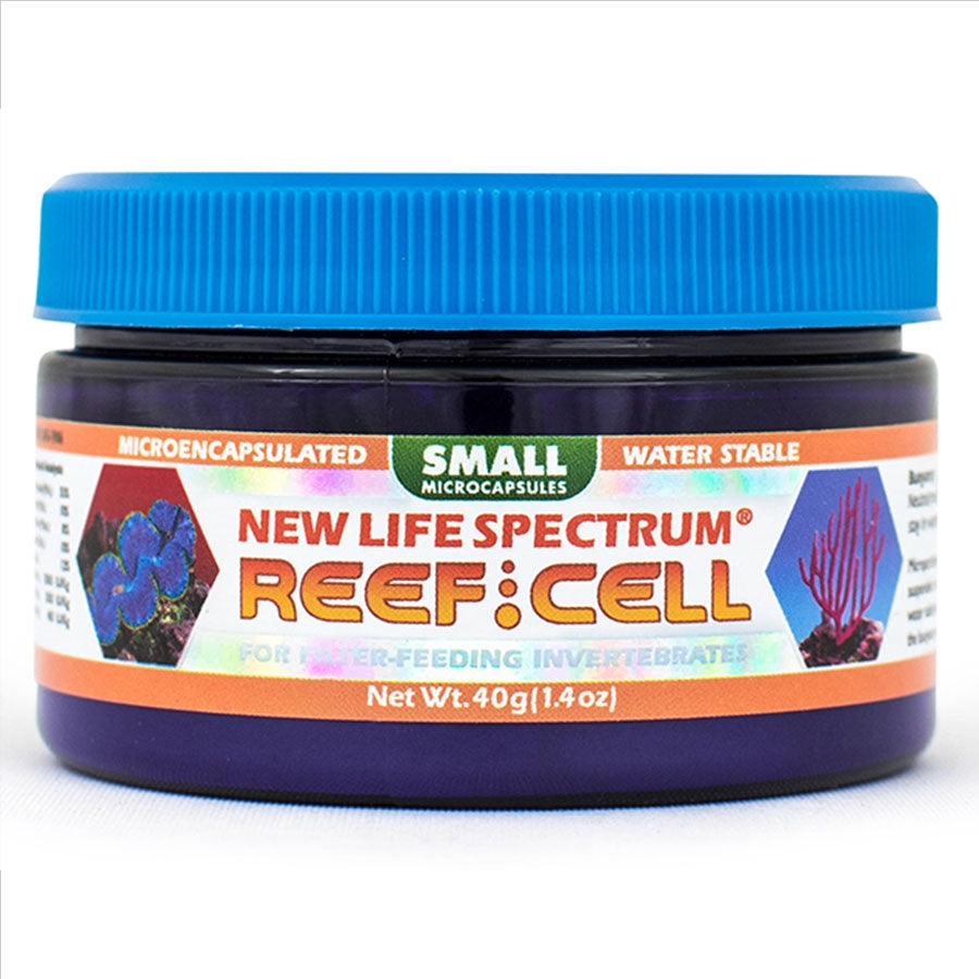New Life Spectrum Reef Cell 40g Small Microcapsules Powder 10-80 microns