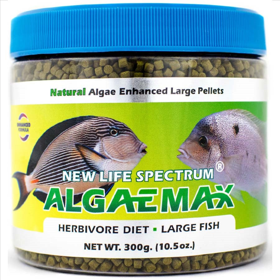New Life Spectrum AlgaeMax Large 300g - 3-3.5mm Algae max