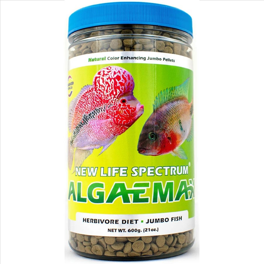 New Life Spectrum AlgaeMax Jumbo 600g - 7-7.5mm Algae max