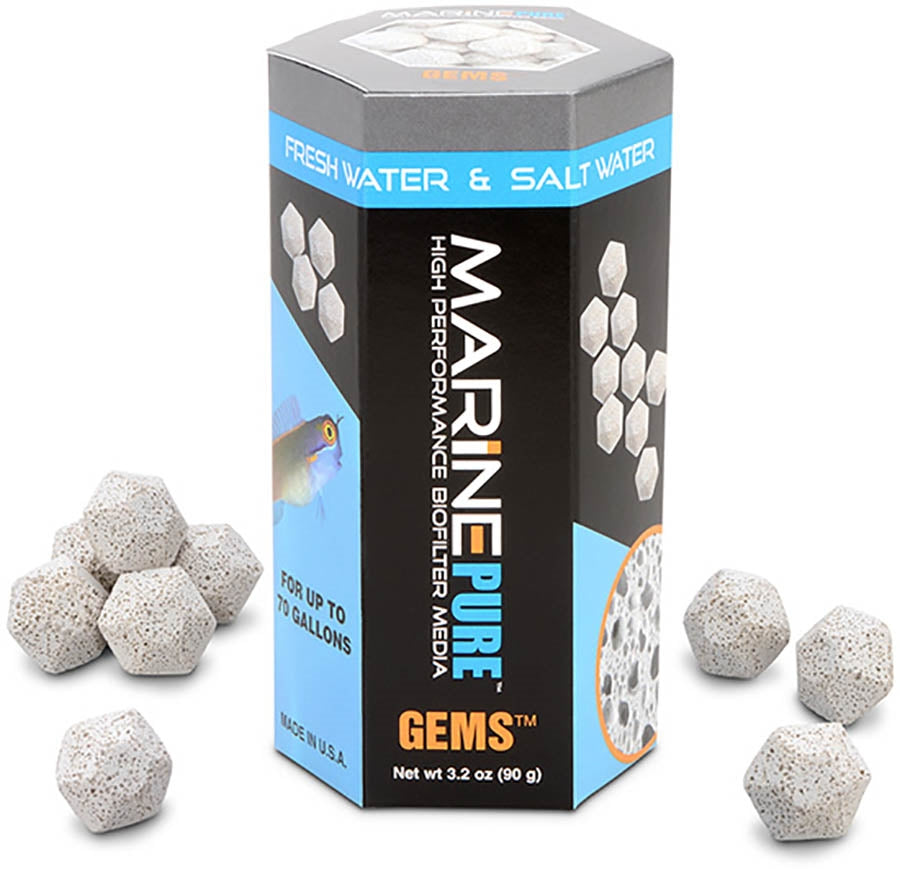 CerMedia MarinePure Gems 90g Treats up to 260l Tanks