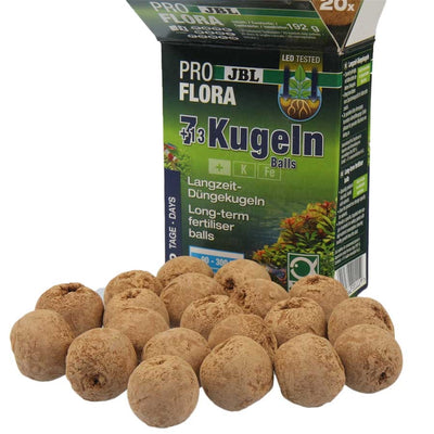 JBL The 7 balls + 13 - Plant Root Fertiliser
