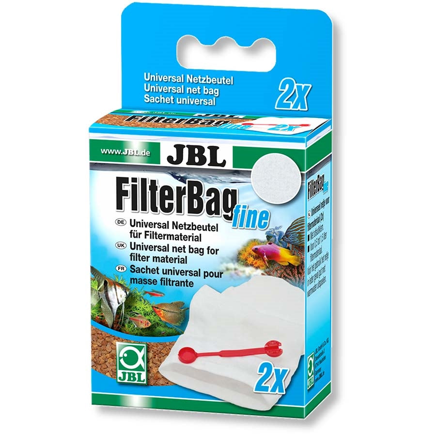 JBL FilterBag fine - 2 Pack - Ideal for Purigen and Macropore