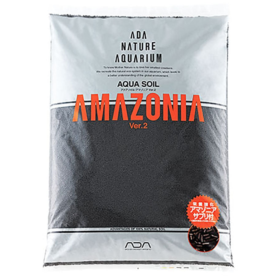 ADA Amazonia II Soil 9l Substrate - New Version 2 Aqua Design Amano