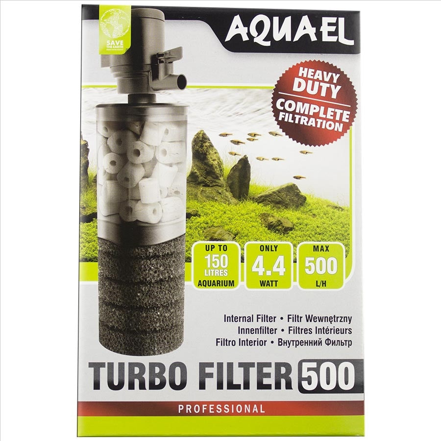 Aquael Internal Turbo Filter 500lph
