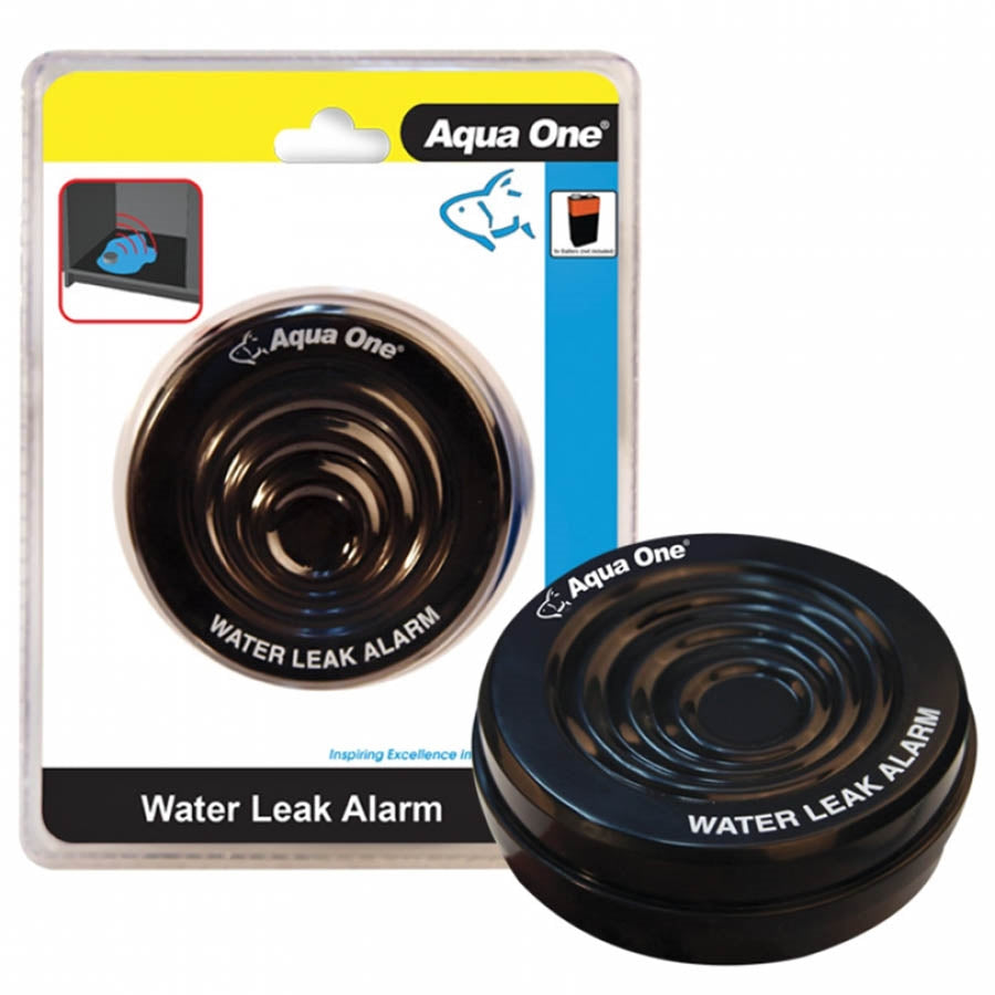 Aqua One Water Leak Alarm - 9v