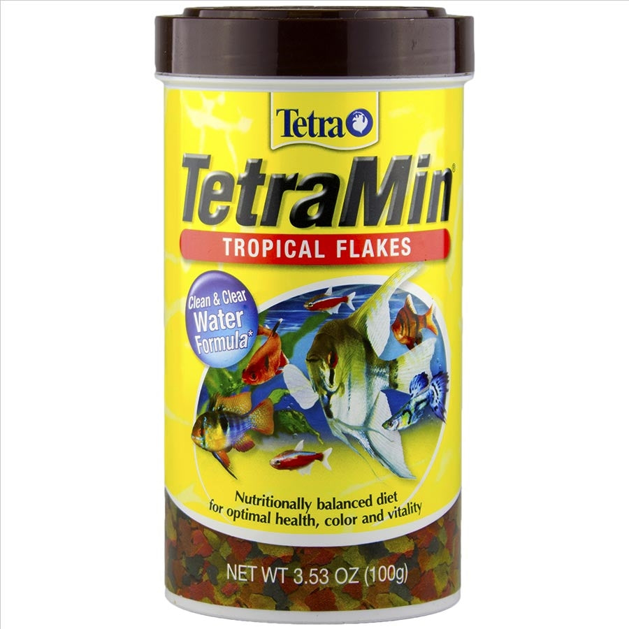 TetraMin - Flakes 100g Fish Food