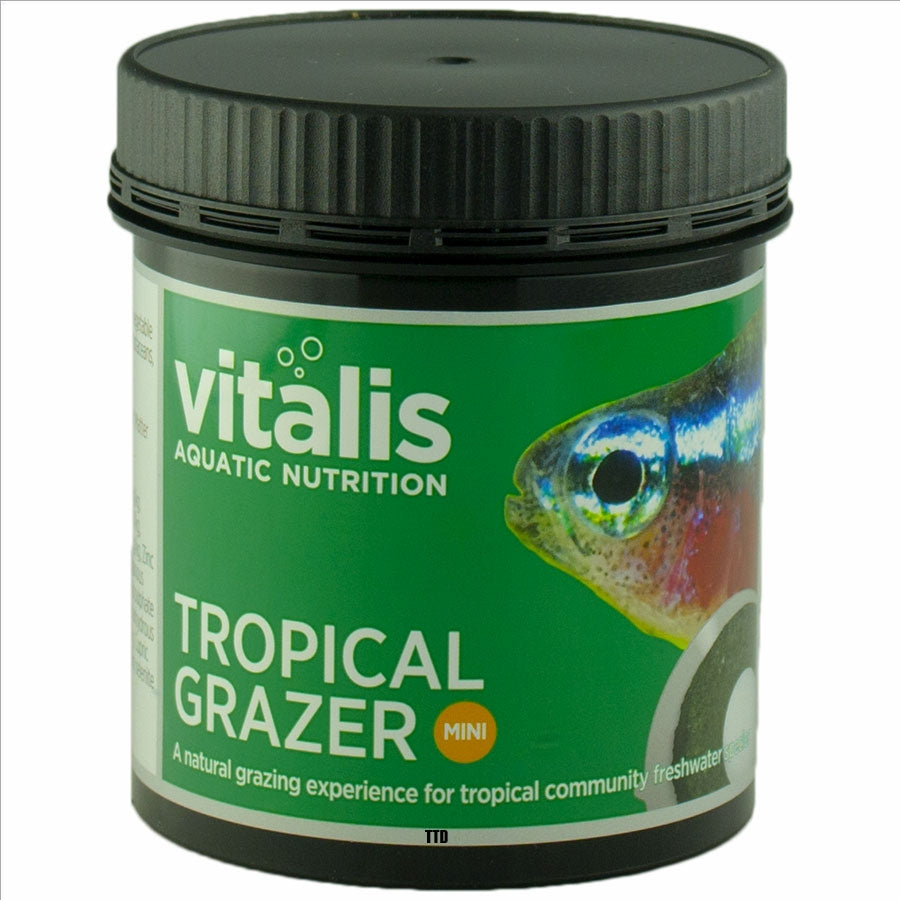 Vitalis Tropical Grazer Mini 290g was New Era