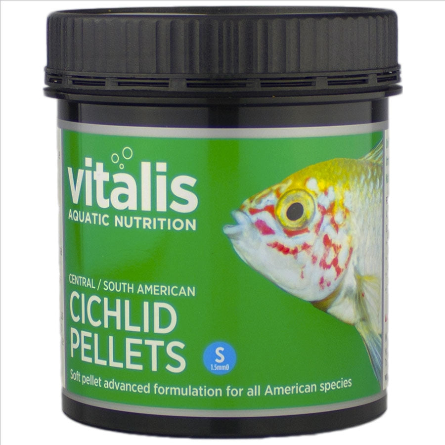Vitalis Central / South American Cichlid Pellets 300g (1.5mm)