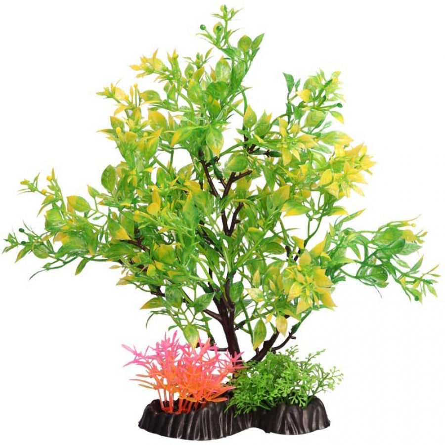 Aqua One Ecoscape Medium Hygro Tree Green 20cm - Artificial Plant