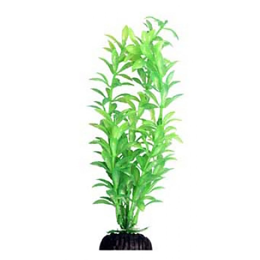 Aqua One Ecoscape X-Large Ludwigia Green 40cm - Artificial Plant