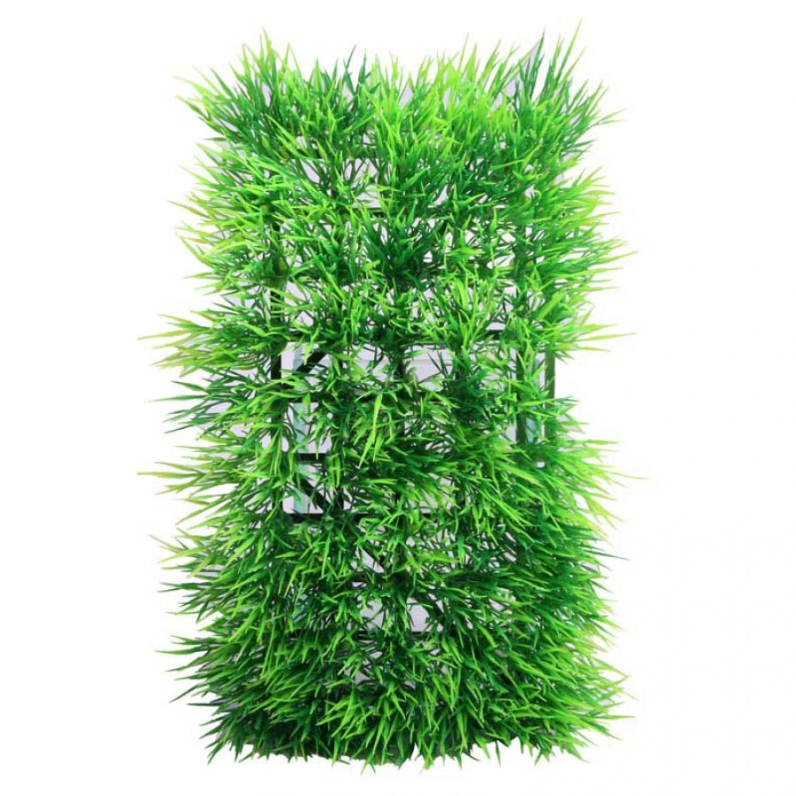 Aqua One Ecoscape Hair Grass Mat Green - Artificial Plant