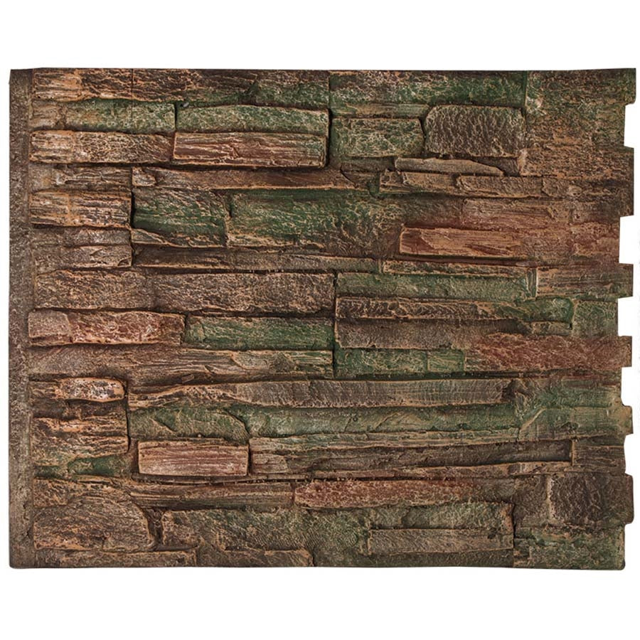 Aqua One CopiRock PU Background Stack Stone - 60x48cm