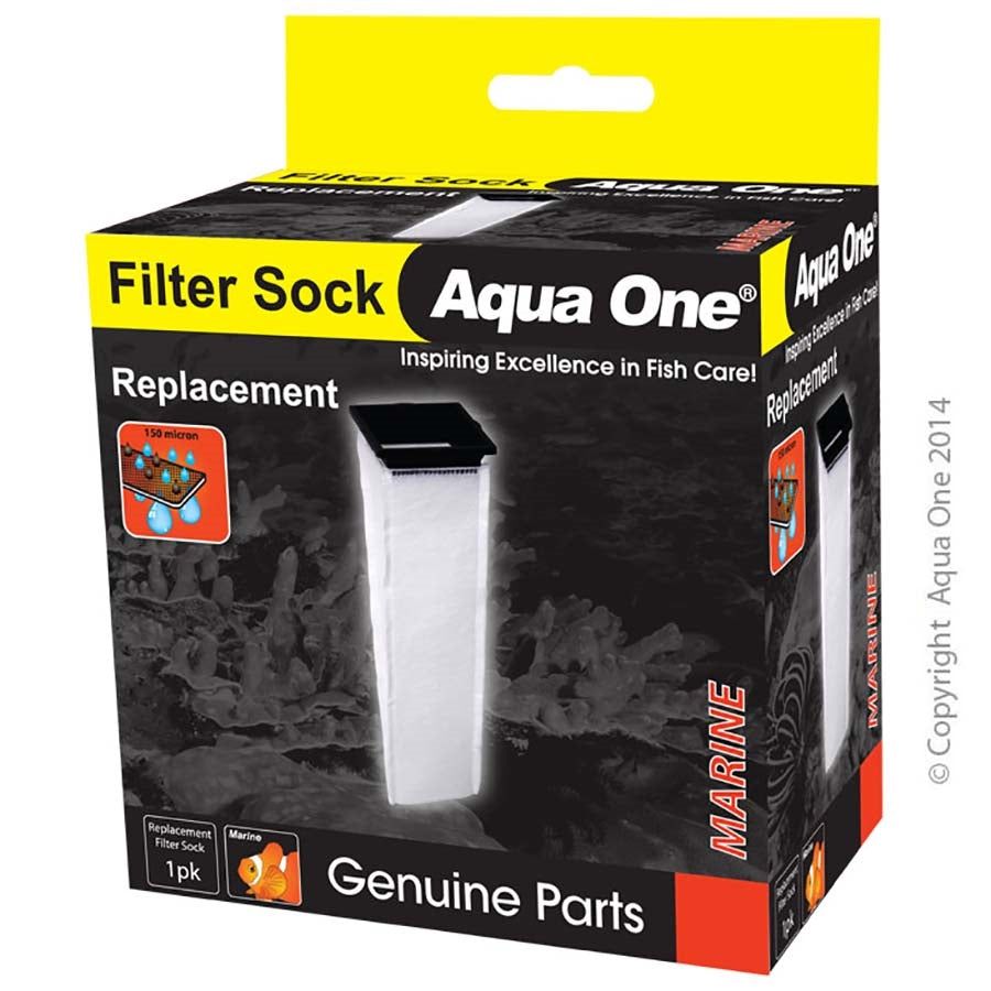 Aqua One Replacement Filter Sock for AquaReef and MiniReef