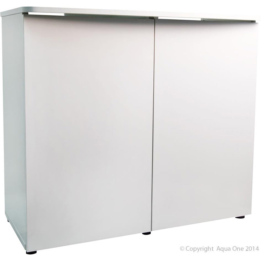 Aqua One AquaStyle 620 Cabinet White - In Store Pick Up