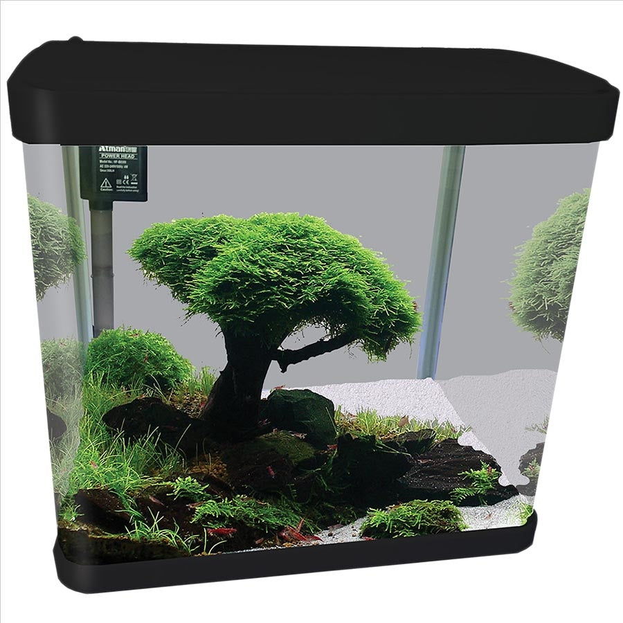 Aqua One Lifestyle 29 Aquarium Black - In Store Pick Up