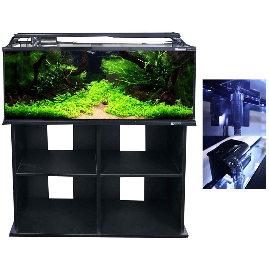Aqua One Horizon 130 Kit With Stand - 3ft - In Store Pick Up