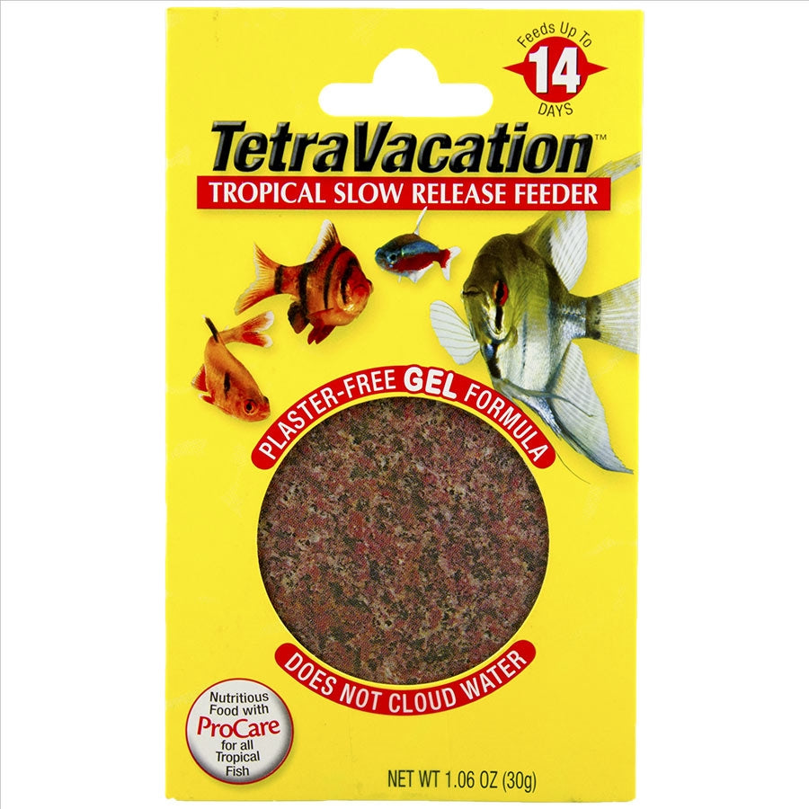 Tetra Vacation 14 Day 30g Slow Release Feeder