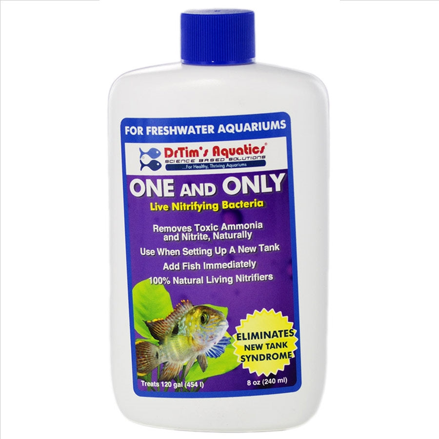 Dr Tims One and Only H2O-PURE 240ml Treats 454 litre Aquarium