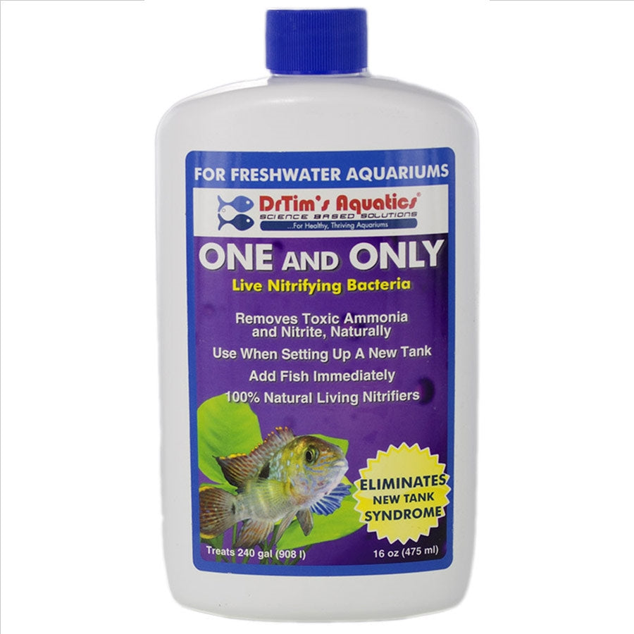 Dr Tims One and Only H2O-PURE 475ml Treats 908 litre Aquarium