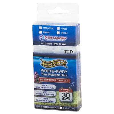 Dr Tims Freshwater Waste Away GEL - Treats 114 litres Lowers Phosphate and Nitrate