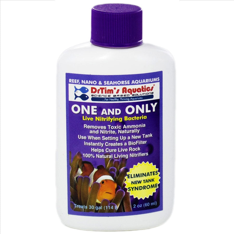 Dr Tims One and Only REEF-PURE 60ml Treats 114 litre Aquarium