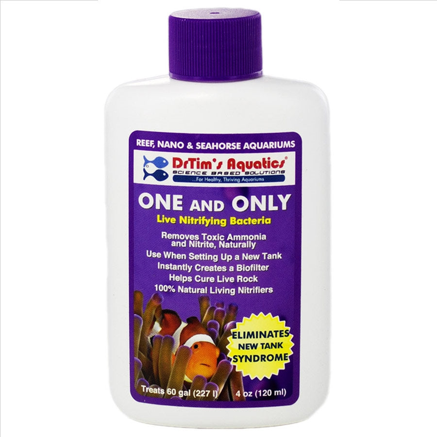 Dr Tims One and Only REEF-PURE 120ml Treats 227 litre Aquarium