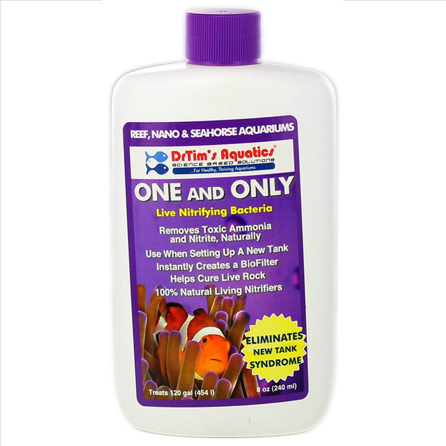 Dr Tims One and Only REEF-PURE 240ml Treats 454 litre Aquarium