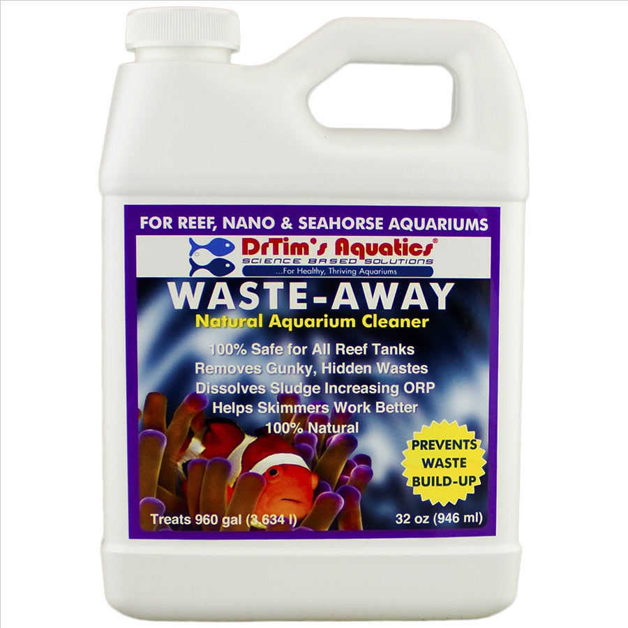 Dr Tims Reef Waste Away 946ml Lowers Phosphate and Nitrate Treats 3634l
