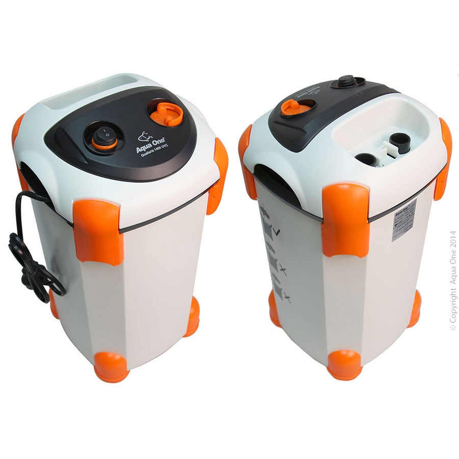 Aqua One Ocellaris with UVC 1400lph Canister Filter
