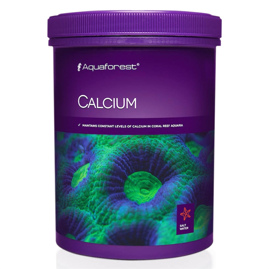 Aquaforest Calcium 850g powder additive.