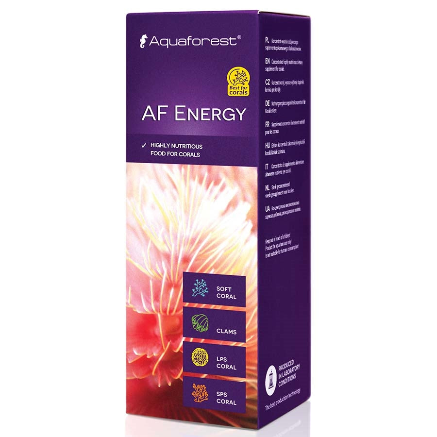 Aquaforest 50ml Energy Supplement