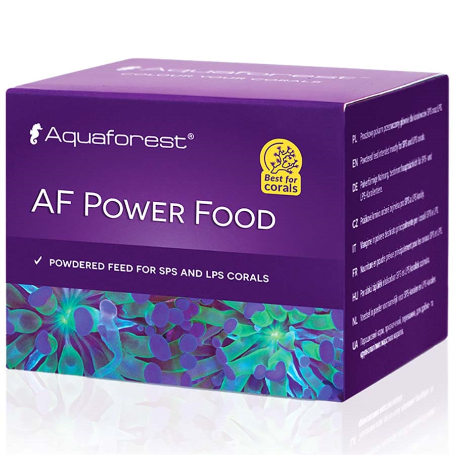 Aquaforest 35g Growth Boost Food
