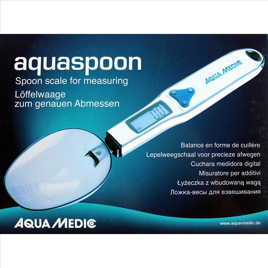 Aqua Medic Aquaspoon electronic measuring Scales
