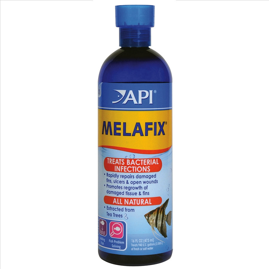 API Melafix 473ml Natural Bacterial Treatment