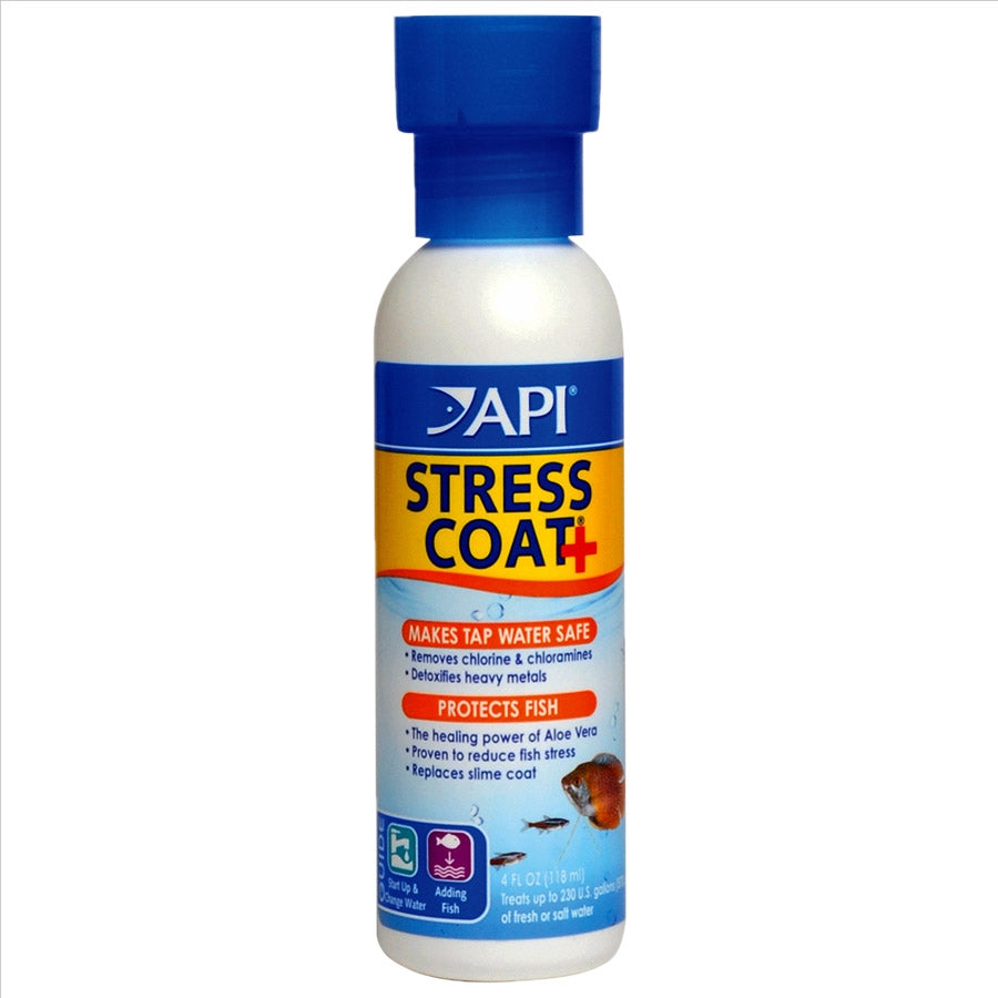 API Stress Coat 118ml - healing and stress reduction