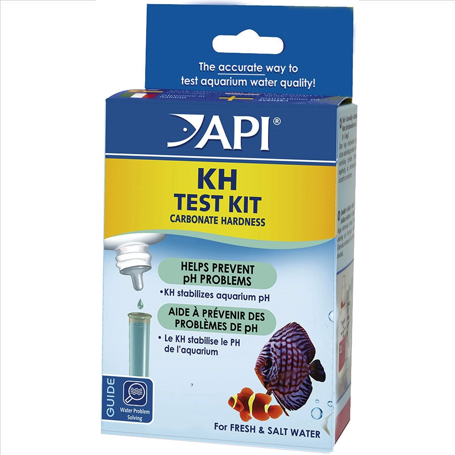 API Aquarium KH Carbonate Hardness Test Kit