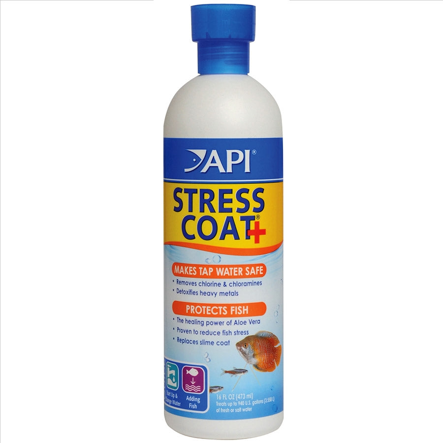 API Stress Coat Measure Cap Pack 473ml