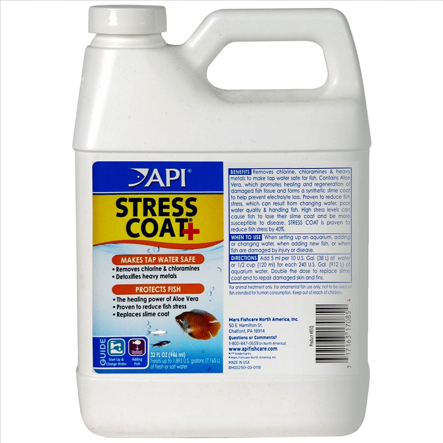 API Stress Coat 946ml Bottle