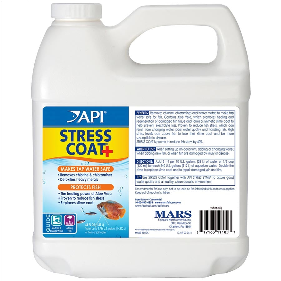 API Stress Coat 1.89l