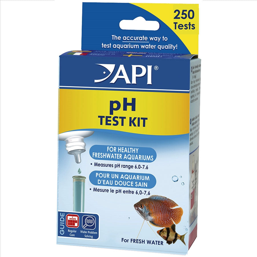 API Ph Test Kit