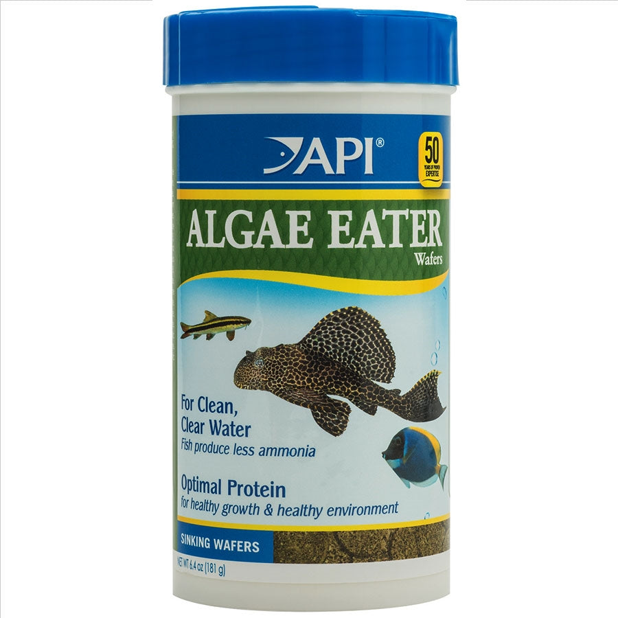 API Algae Eater Wafers 181g Catfish fish food